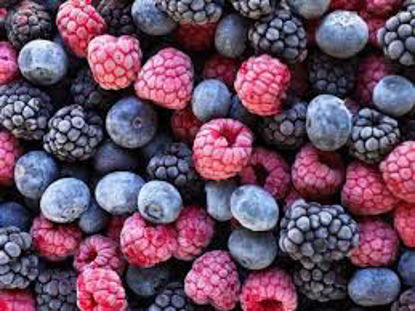 Picture of FROZEN MIXED BERRIES 1kg