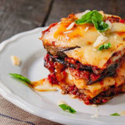 Picture of MELANZANE PARMIGIANA 800g