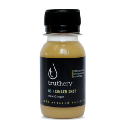 Picture of COLD PRESSED – GINGER SHOT (100ML)
