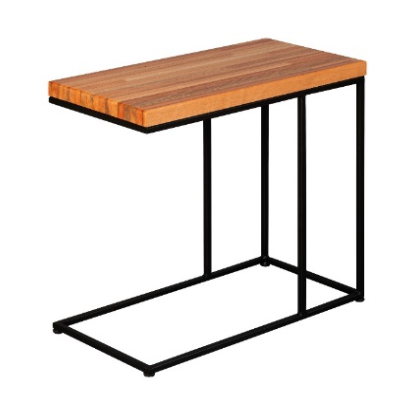 Picture of LIFT LAPTOP TABLE WOOD BUTCHER BLOCK TOP