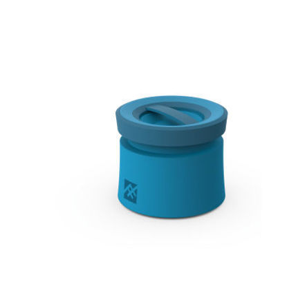 Picture of ZAGG IFROGZ CODA BT SPEAKER - BLUE