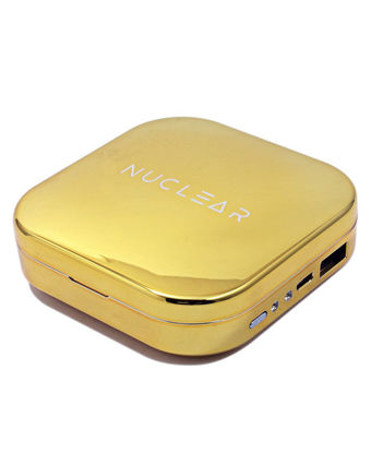 Picture of 6000Mah Mirror Power Bank - Gold