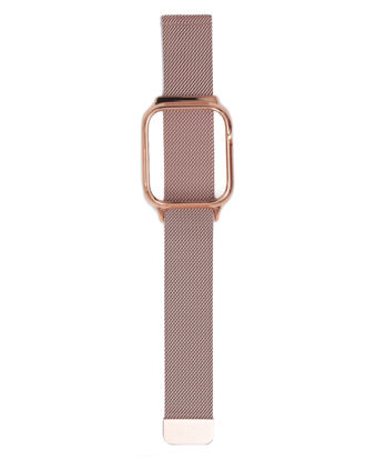 Picture of 44mm Apple Watch Band With Cover - Rose Gold