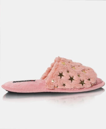 Picture of Bedroom Slippers - Mink