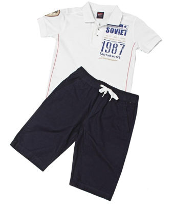 Picture of Boys Shorts - Navy