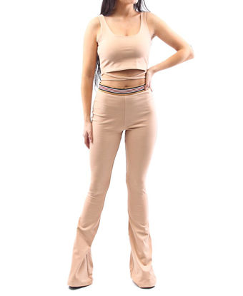 Picture of Jade Pants - Nude