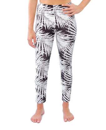 Picture of Palm Leggings - White