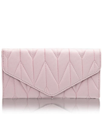 Picture of Quilted Wallet - Pink