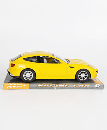 Picture of Racing Car - Yellow