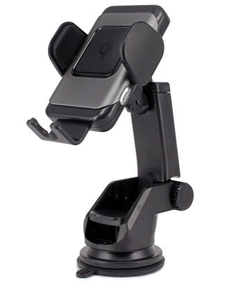 Picture of Wireless Car Charger and Stand - Black