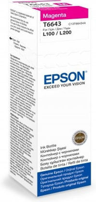 Picture of Epson Ink Bottle Magenta 70Ml L100/L200