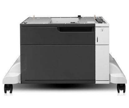 Picture of HP LaserJet 1x500 Sheet Feeder and Stand
