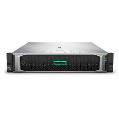 Picture of HP ProLiant DL380 Gen10 4214R 2.4GHz 12-core 1P 32GB-R P408i-a NC 8SFF 800W PS Server