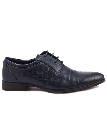 Picture of Lace Up - Navy