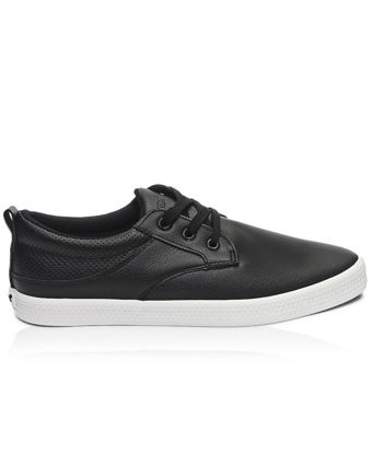 Picture of Men's Light Back Punch Sneakers - Black