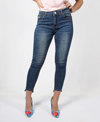 Picture of Skinny Jeans - Navy