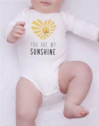 Picture of Sunshine Of My Heart Onesie