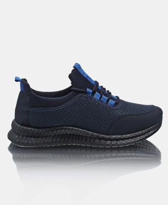Picture of Men's Flye Stitch Sneakers - Navy
