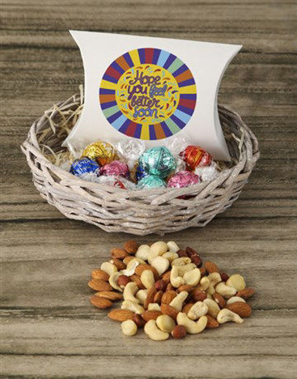 Picture of Get Well Soon Treat Basket
