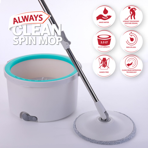 Picture of Always Clean Spin Mop